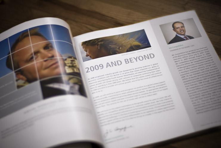 Trico Marine Group Annual Report