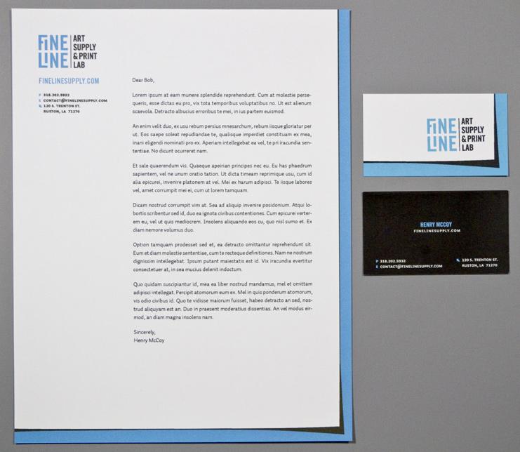 Fine Line Branding