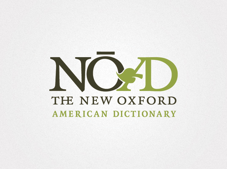 New Oxford American Dictionary Logo