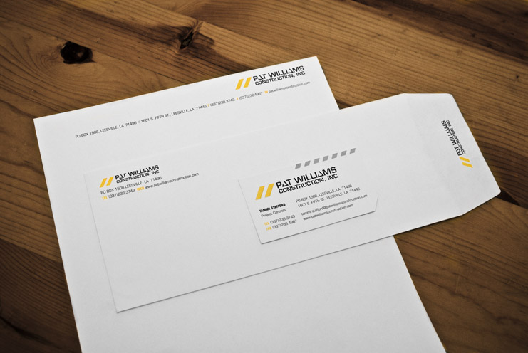 Pat Williams Construction Business Papers