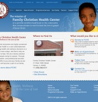 FCHC Site Design Proposal