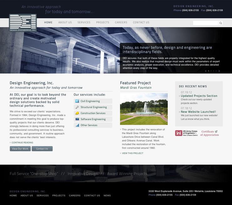 Design Engineering Website